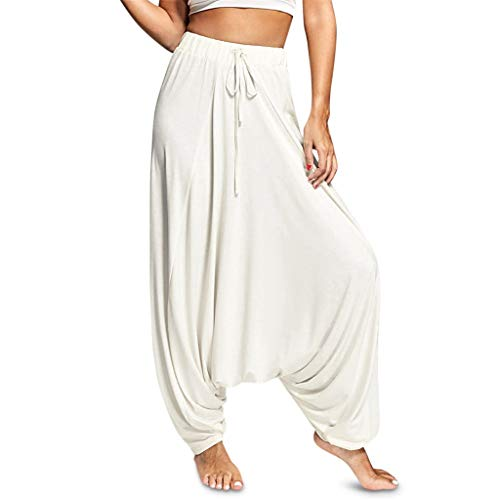 Women on promotion Yoga Pants Plus Size Solid Color, used for sale  Delivered anywhere in USA