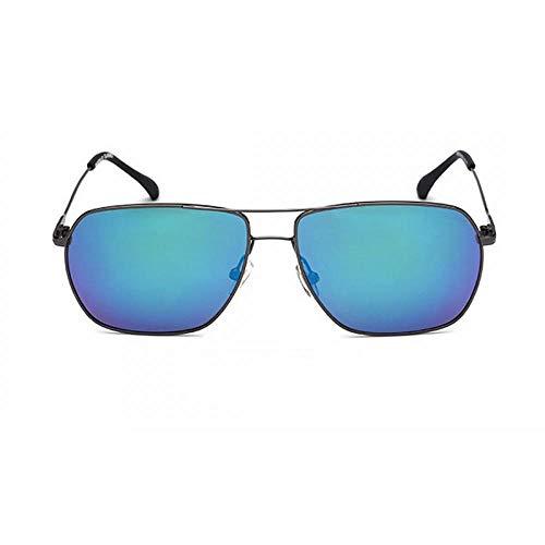 2 de Homme Wayfarer pour Soleil Unique polarisées Bleu Taille Lunettes a6n6vqY