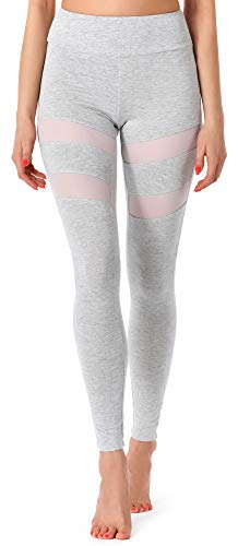 Merry Style Damen Lange Leggings Fitnesshose aus Viskose MS10-232