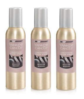 Yankee Candle 3 Pack Seaside Woods Room Spray 1.5 Oz by Yankee Candle (Image #1)