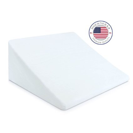 eva-medical-wedge-bed-pillow-22-x-22-x-11-with-white-pillow-cover-made-in-usa