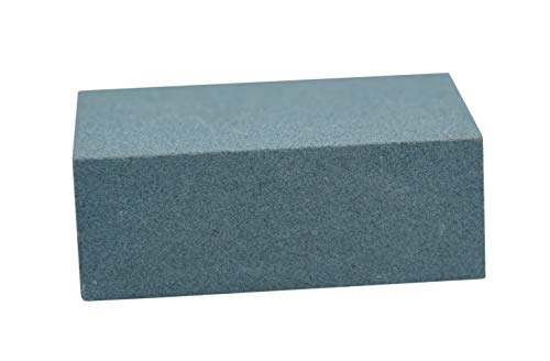 Diamond Sharp Whetstone Flattening Stone. Sharpening Tool for Re-leveling Waterstones, Whetstones, Oil Stones | Extra Coarse #100 Grit Fixer Flattener Sharpener. BONUS Knife Sharpening e-Book!!