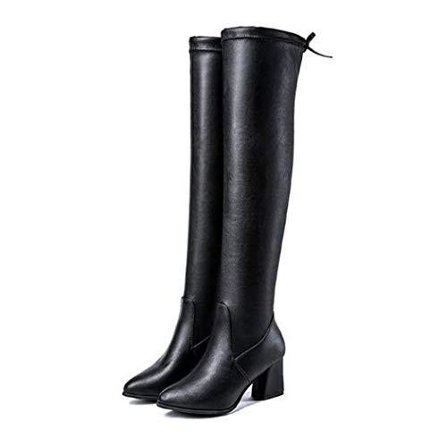 Pour À Femmes Les Zx Laçage Sur Jiang Chaussures Talons 7gqxw7r