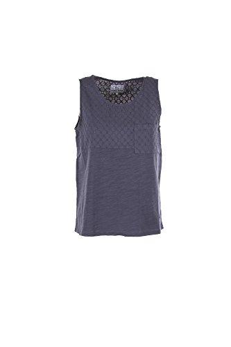 Woolrich Penn-Rich WYTEE0428 F-Double Tank T-Shirt Femme Grey XS