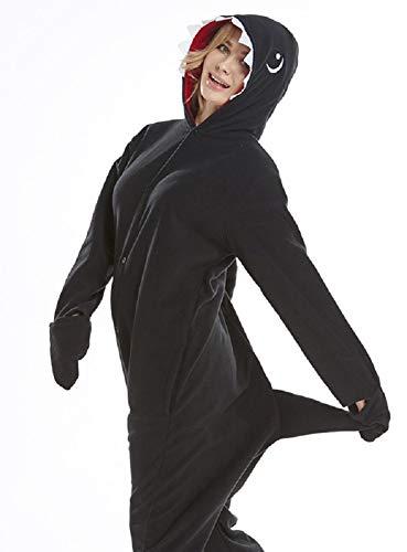 Shark Onesies Cosplay Costumes Animal Pajamas One Piece Christmas Halloween Sleepwear