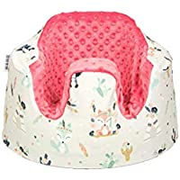 Bohemian Friends Bumbo Seat Cover, Handmade Cover for Floor Seat Bumbo, Fitted Bumbo Cover