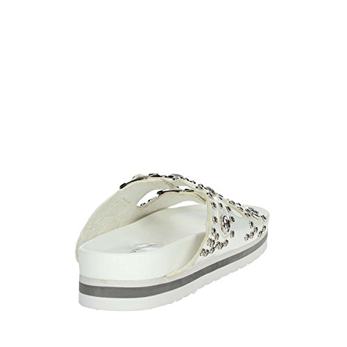 Clogs Laura Women White A775 Biagiotti Exw7p