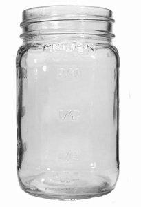 square canning jars - 8