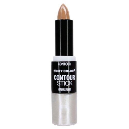 Contour Stick & Cream Highlight (Light) by city color