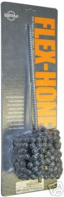 3 1/4'' (83mm) Flex-Hone Cylinder Hone Tool 320 Grit (Silicon Carbide) by Brush Research (Image #2)