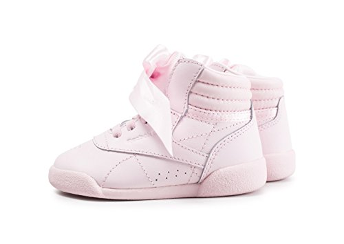 Reebok Mädchen Cn2027 Gymnastikschuhe Pink (Porcelain Pinkskull Grey)