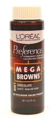 loreal mega browns chocolate - 4
