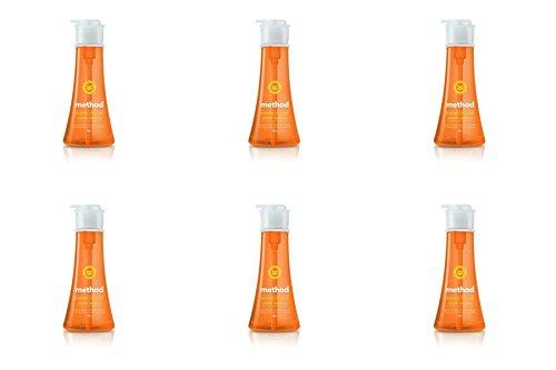 Method - Washing Up Liquid - Clementine - 532ml (Case of 6) - Clementine Liquid