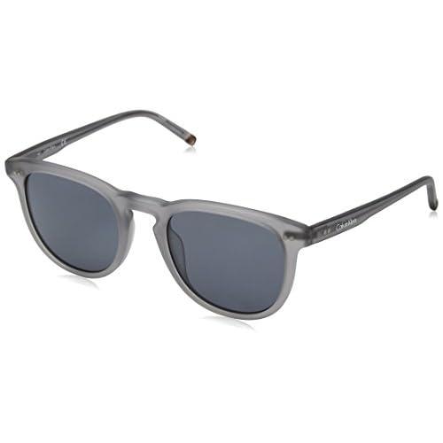 b7f0f441da Calvin Klein Hombres lentes cuadrados de sol Ck4321s de Calvin Klein para  hombre Outlet