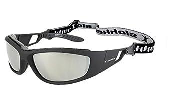 Slokker - Occhiali Alpin, Nero (nero), Taglia unica