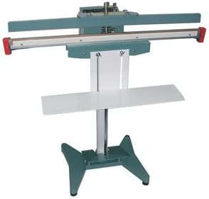 "B00H5AW952 AIE-805FL 32"" Impulse Foot Sealer & Bag Sealer w/ 5mm Seal 31a9qqmuLZL."