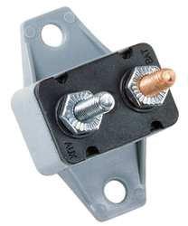 Short Stop Circuit Breaker 40A Plastic RT and Brkt Type-1 12V