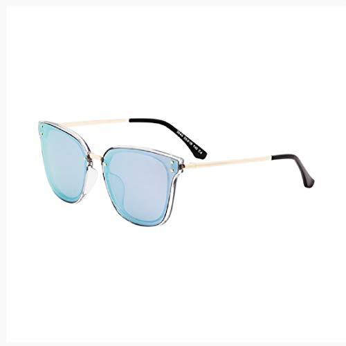 Retro Classic Fashion Polarized Sunglasses Unisex Pilot Mirror Flat Lens Sunglasses Metal Frame Spring Hinge