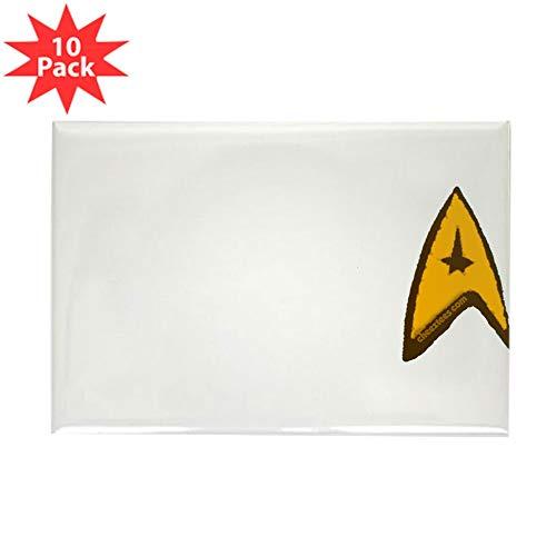 CafePress Star Trek Rectangle Magnet, 2