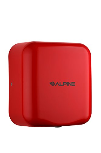Alpine Hemlock Automatic Hand Dryer - Heavy Duty Stainless Steel - Commercial High Speed Hot Air...