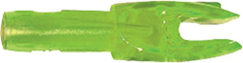 12-Pk. Easton Arrows X Nocks, GREEN by Easton (Image #1)