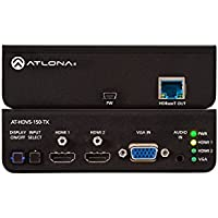 Atlona Three-Input HDMI/VGA to HDBaseT Switcher