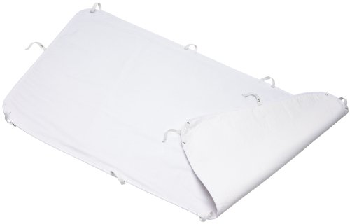 Summer Infant Ultimate Crib Sheet, 52'' x 28'' by Summer Infant
