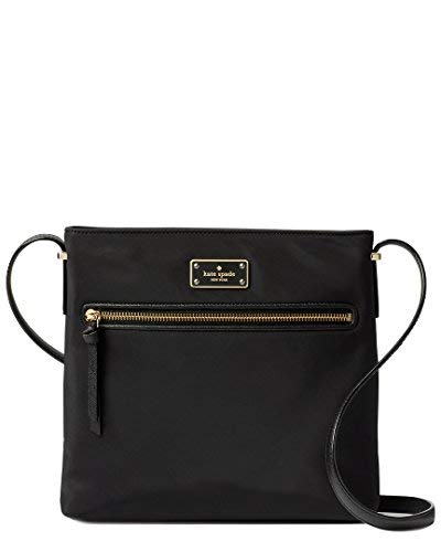 Kate Spade New York Wilson Road Dessi Crossbody Purse (Black) -