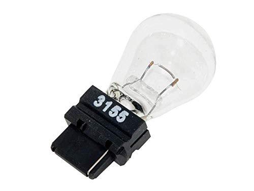 CEC Industries #3155 Bulbs, 12.8 V, 20.48 W, W2.5x16d Base, S-8 shape (Box of 10)