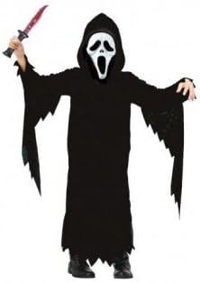 Partilandia Disfraz Asesino Scream Infantil(2-4 años) 20031 ...