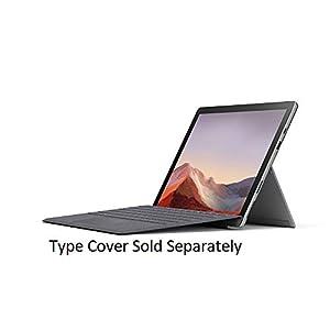 "Microsoft Surface Pro 7 12.3"" Tablet (Platinum) – Intel 10th Gen Dual Core i3, 4GB RAM, 128GB SSD, Windows 10 Home, 2019 Edition"
