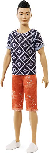 Barbie Fashionistas Ken Doll 115 ()