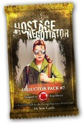 Hostage Negotiator: Abductor Pack #7 (Hostage Negotiator Board Game)
