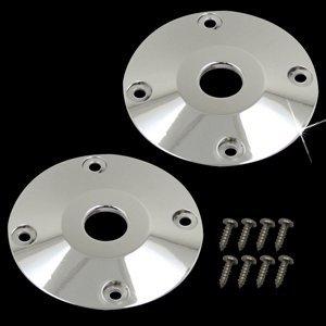 UPR Universal Billet Hood Pin Upgrade - Aluminum Billet Hood