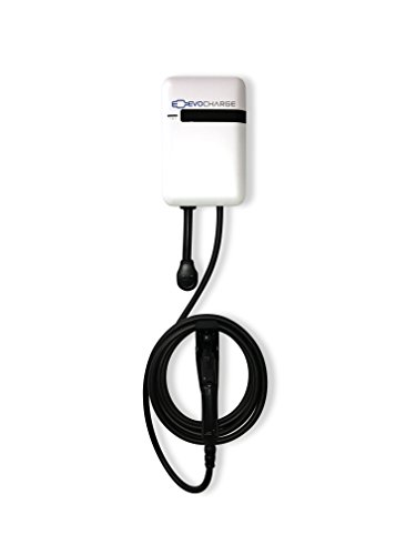 EVoCharge EVoInnovate, Level 2 EV Charger, 240 Volt 32 Amp Electric Vehicle Charging Station, UL Listed EVSE, Wall Mount & Portable, Adjustable Current Output - Charge up to 8X Faster Than Level 1 by EVoCharge (Image #3)