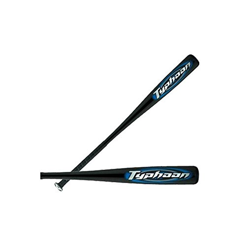Easton Typho Bat Heren Zwart