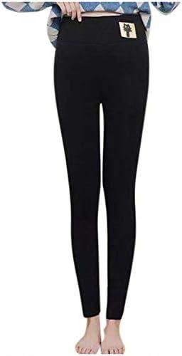 Zilosconcy Leggings Mujer Cintura Alta Plus 17