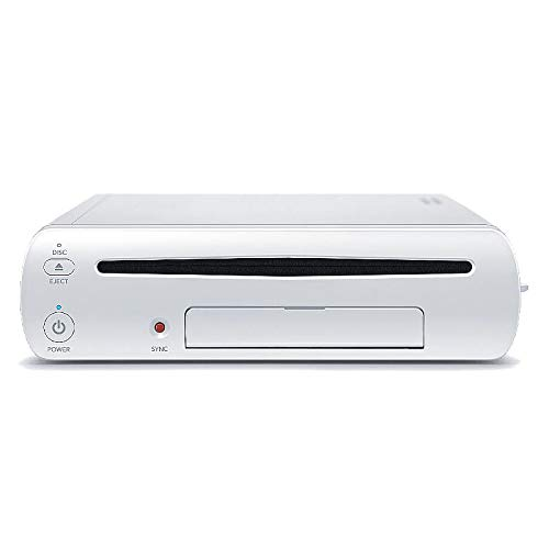 Replacement Nintendo Wii U Console 8GB White - No Cables Or Accessories