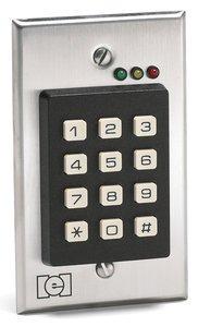 Nortek™ 212i Series Indoor Flush-Mounted Access Control Keypad