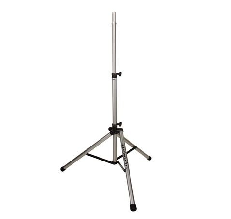 Ultimate Support Systems 3 Foot 6 Inch to 6 Foot 7 Inch Silver Speaker Stand (No Bag)