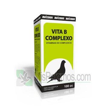 Vita B Complejo de Avizoon 100 ml, (concetrado a base de vitaminas del grupo B): Amazon.es: Jardín