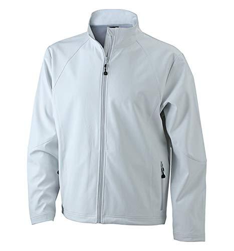In Men's Jacket Giacca Off Softshell white Uomo fw5xqpZz