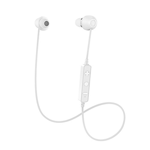 ANDPLAY Bluetooth Headphones Wireless V4.1 Stereo Noise Isolating Sports Sweatproof Headset with...