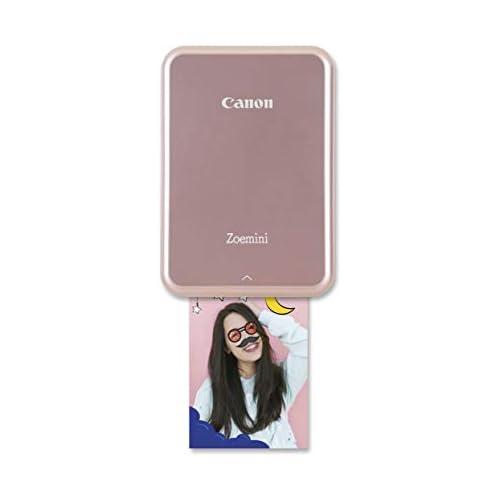 chollos oferta descuentos barato Canon Zoemini Pv 123 Mini Impresora Bluetooth USB 314 x 600 PPP Canon Mini Print Color Rosa