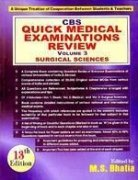 Download CBS Quick Medical Examinations Review: Surgical Sciences v. III pdf