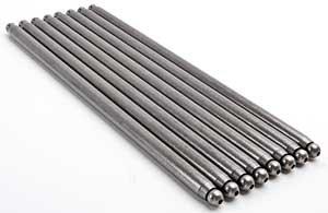 3//8 Diameter Pushrod Set of 8 Lunati 80144X-8 Bracket Master 9.252 Long
