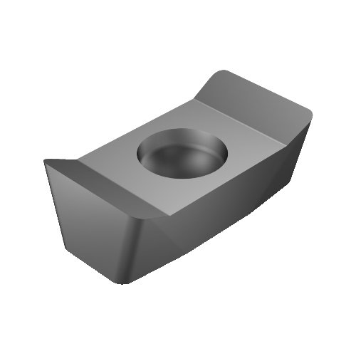 Carbide AlTiCrN Sandvik Coromant N331.1A-11 50 08H-NL1130 Coro Mill 331 Insert for Slotting Neutral Cut Zertivo Technology 1130 Grade Pack of 10 Wiper