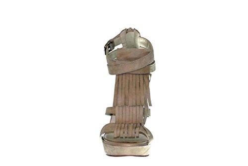 Sandalen Sandaletten aus Leder Schuhe Damen RIPA shoes - 50-63451