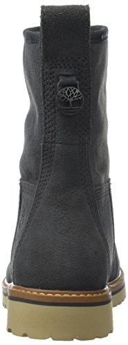 Suede Chamonix Classiques Grey Valley Bottes C64 Femme dark Timberland Gris 81Uwqq4