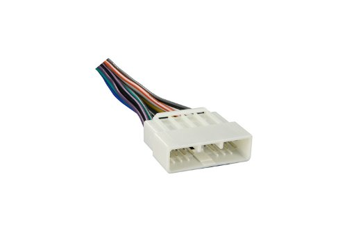 Metra 70-1720 Wiring Harness for Select 1986-1998 Honda/Acura Vehicles